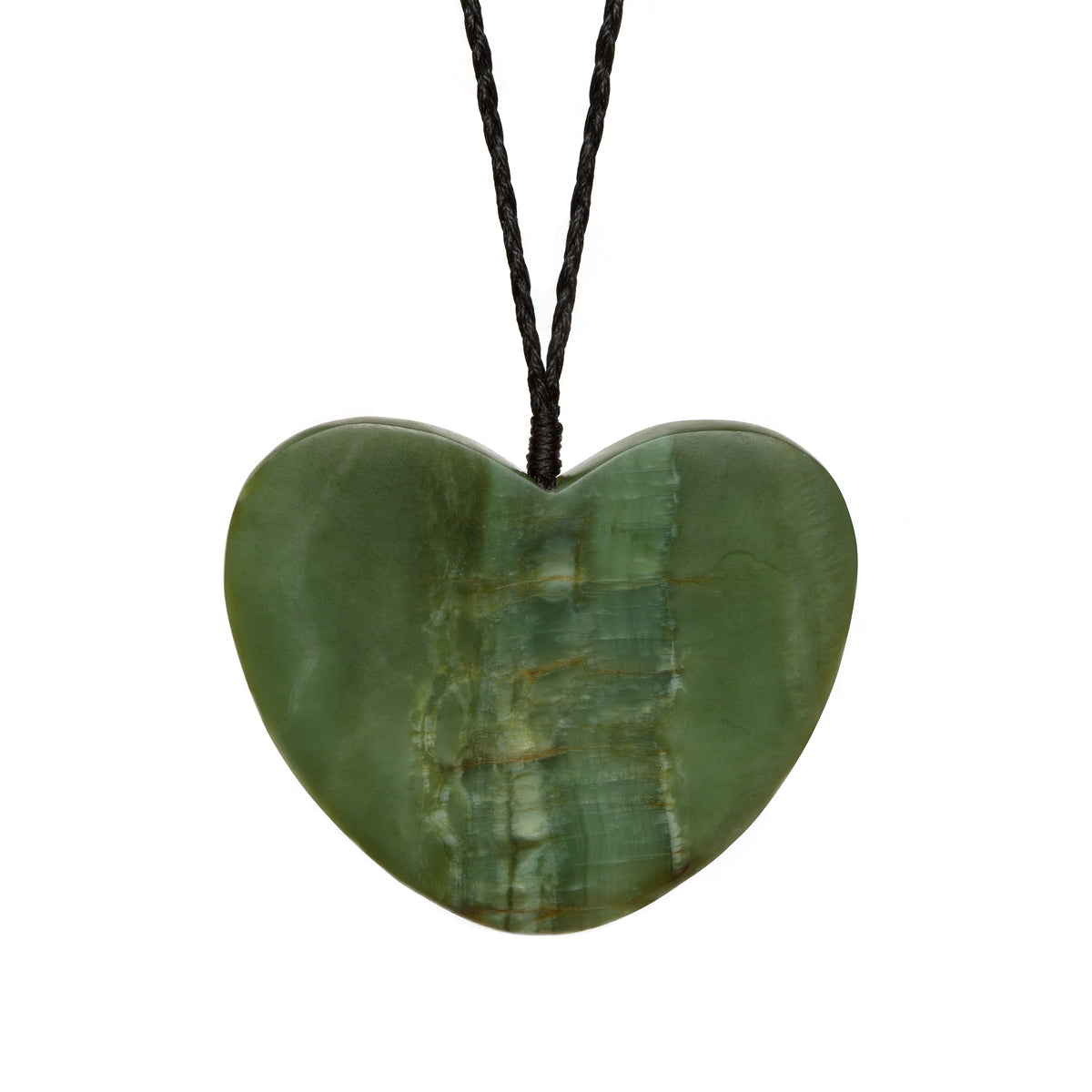 50mm x 61mm / New Zealand Pounamu // TAMAHP398P-1