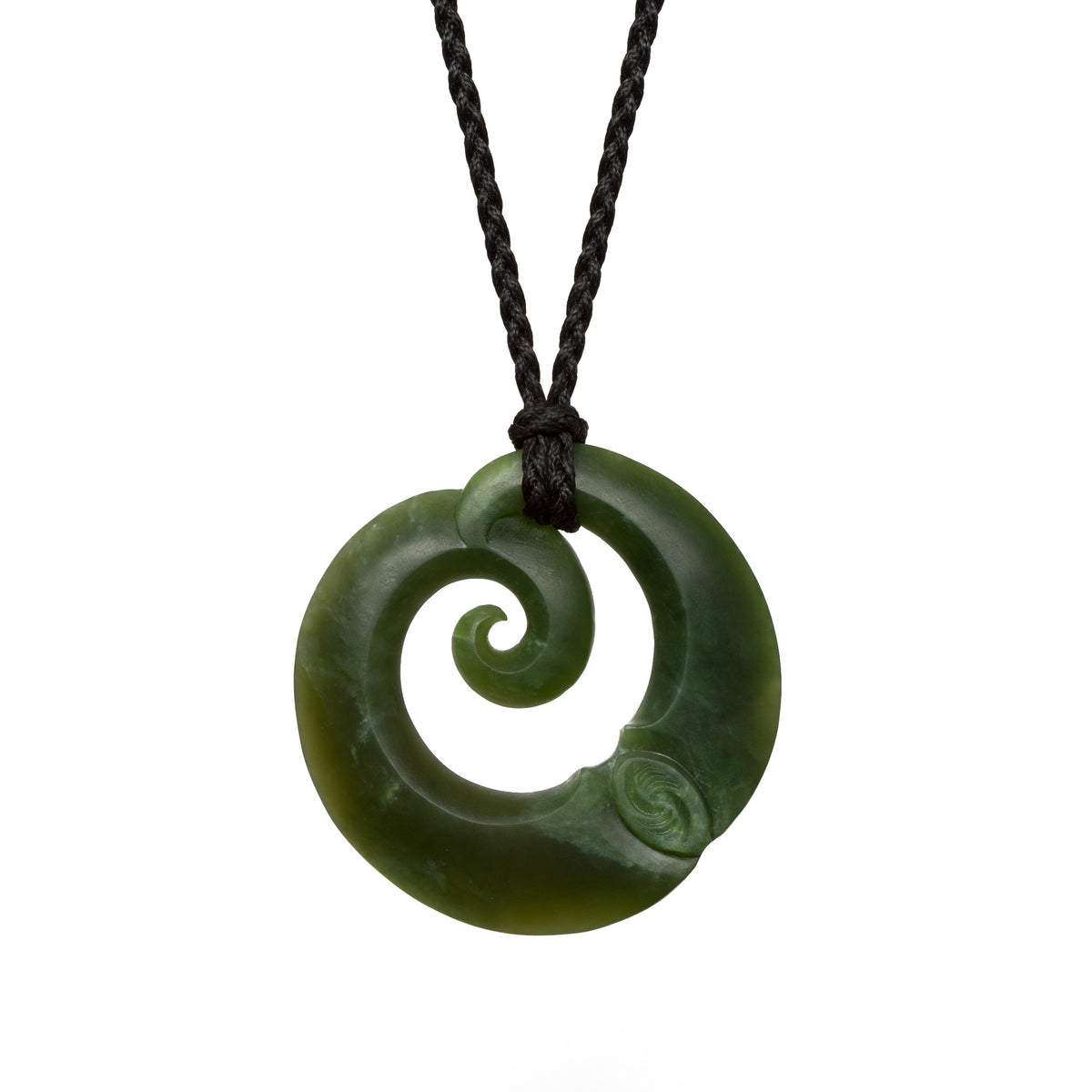 47mm x 45mm / New Zealand Pounamu // TAMAKO428P-A