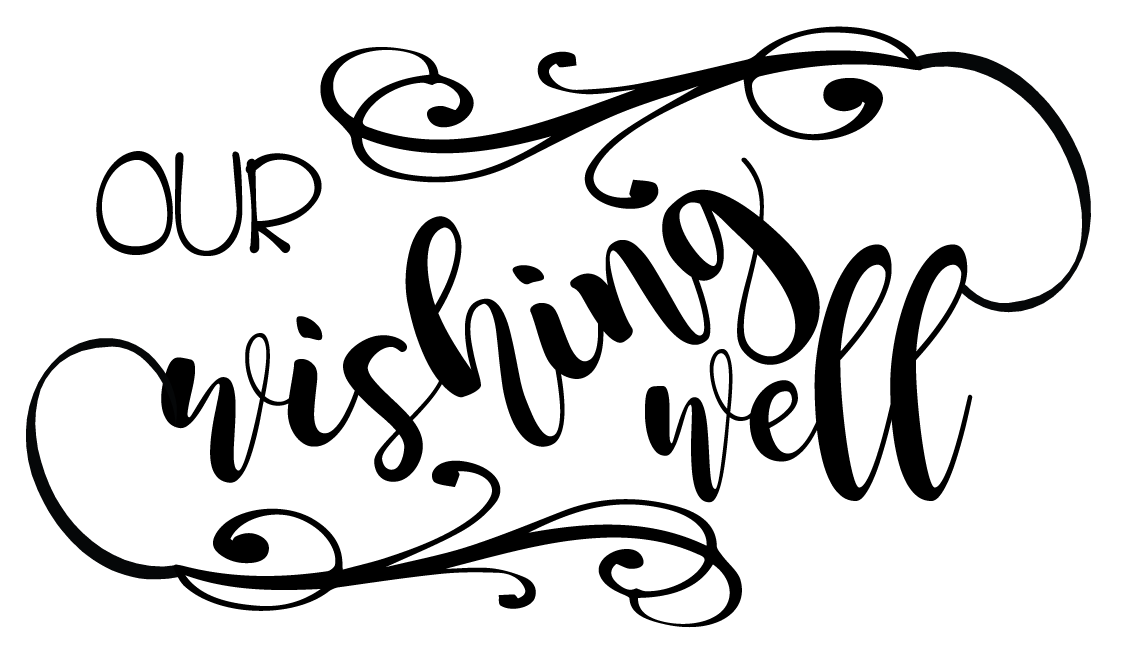3c7a9649d91 Wishing Well Style Two - Wedding Decal – SunshineGraphicsAustralia