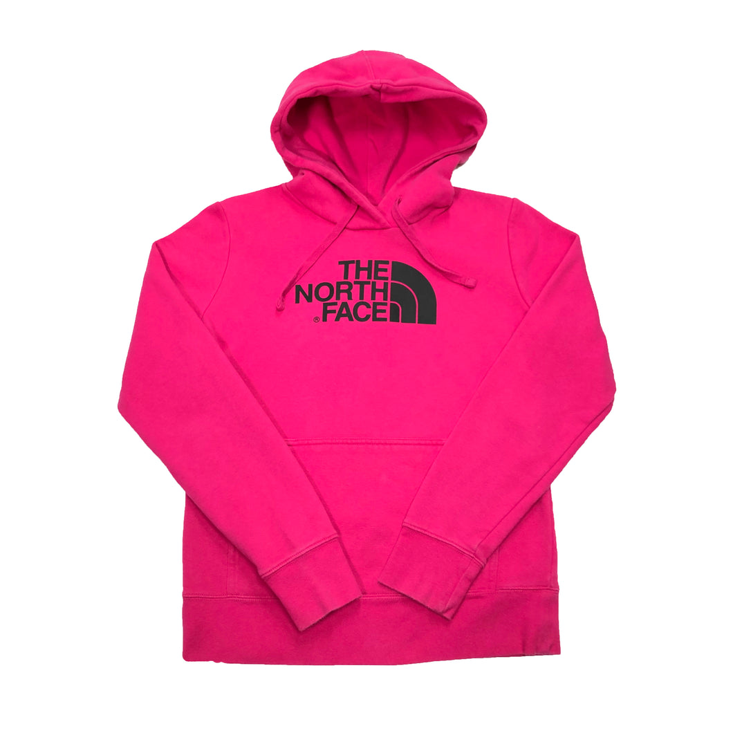 The North Face Pink Hoodie (S)