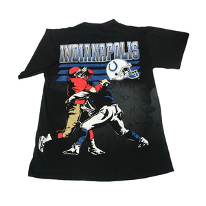 Double Sided VTG Colts Shirt (M)