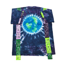 "Load image into Gallery viewer, ""1 of 1"" World Peace Bandana Tee (XXL)"
