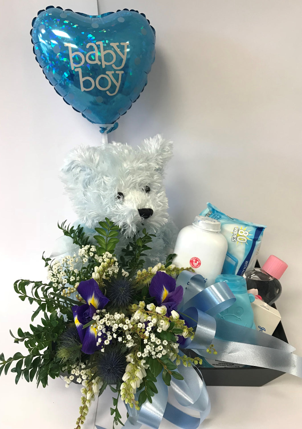 Gift box for baby boy