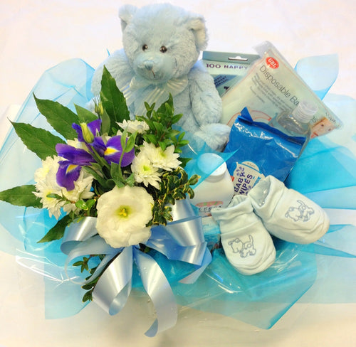 Baby basket for Mother and Baby, baby, hospital, congratulations, baby boy,