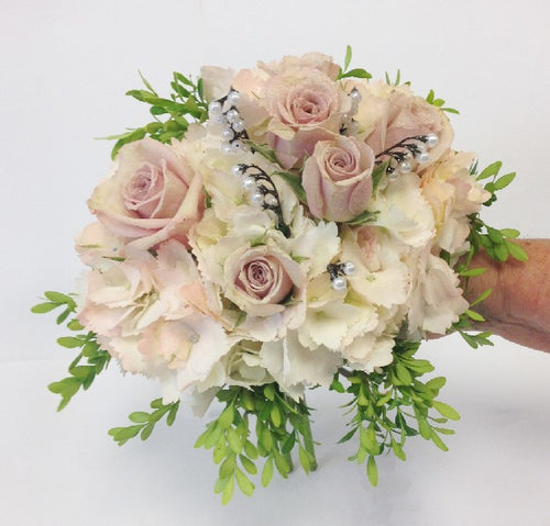 Vintage Bridesmaid posy