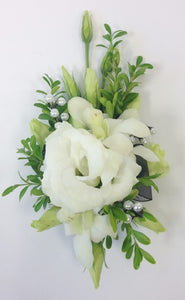 Lapel Corsage, School ball, Wedding, Groom