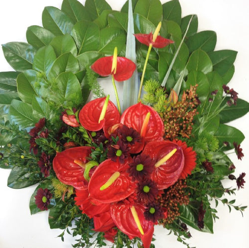 Formal Wreath for Minister or Dignitary , Sympathy, Funeral
