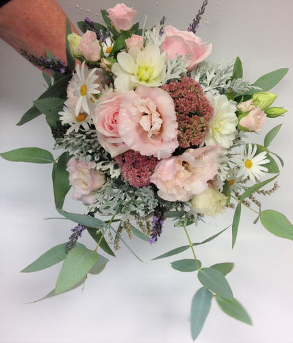 Wild Bridesmaid bouquet
