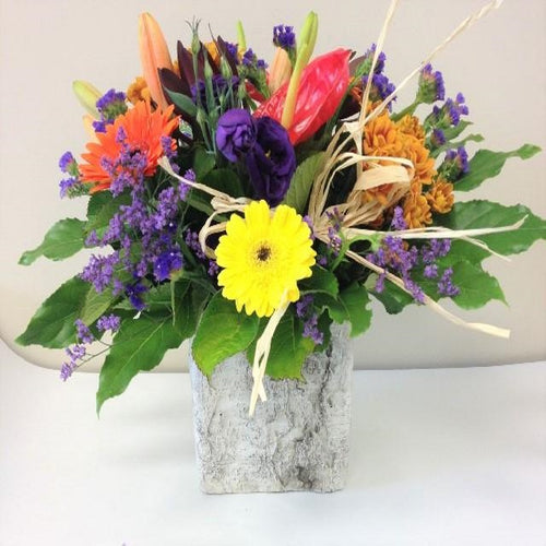 Arrangement Container, Get well, Birthday, Arrangements, Anniversary