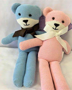 Small Baby Knit Teddies