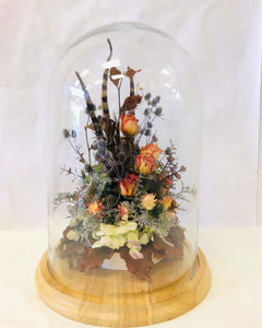 Small Dried Flower Dome
