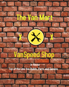 The Van Mart Welcomes The VanSpeed Shop to the family!