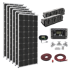 Zamp Solar 1,020w Roof Mount Kit
