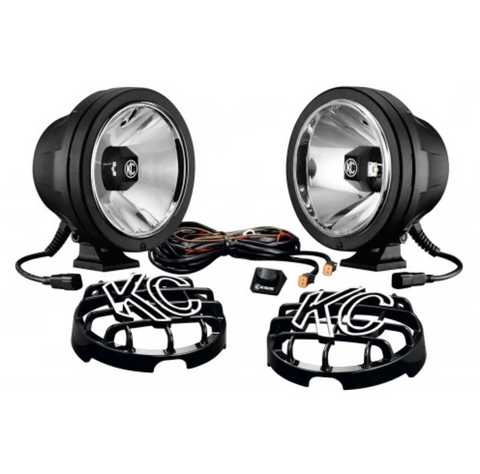 Pro-Sport with Gravity® LED G6 Pair Pack System Driving 40 Watts