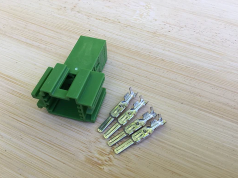 Sprinter trailer brake connector kit