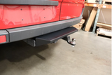 VAN COMPASS™ MERCEDES SPRINTER REAR HITCH STEP (1994-2018 2500 SPRINTER, 2007-2018 3500)
