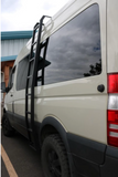 VAN COMPASS™ MERCEDES SPRINTER LADDER (2007-2018 HIGH ROOF)