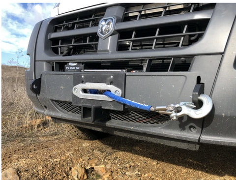 VAN COMPASS™ RAM PROMASTER HIDDEN WINCH MOUNT