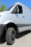 STAGE 1 - VAN COMPASS SUSPENSION PACKAGE - SPRINTER 4X4 (2007-CURRENT 2500 OR 3500)