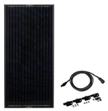 OBSIDIAN® SERIES 100 Watt Solar Panel Kit