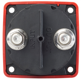Series Mini On-Off Battery Switch with Knob - Red