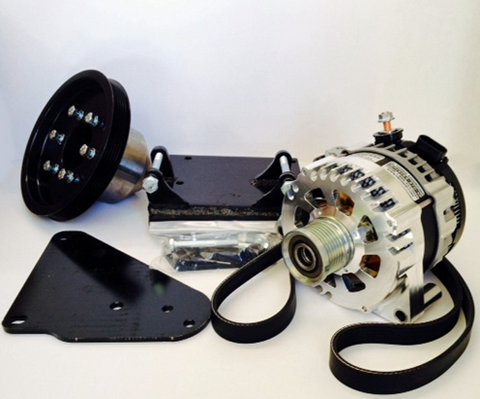 Auxiliary Alternator Kit - Sprinters