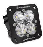 Squadron Pro LED Light - Black Flush Mount