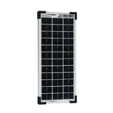 Zamp Solar 10-Watt panel - Pre wired - Battery maintenance