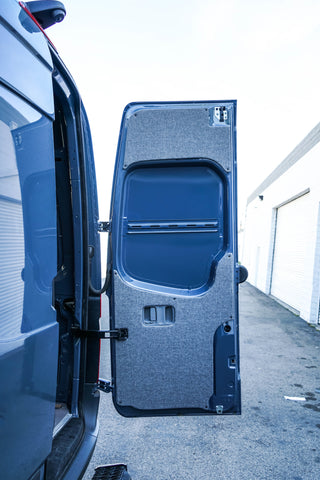 Driver/Passenger 2007-2018 Sprinter Rear Door Panel Kit (Midsize)
