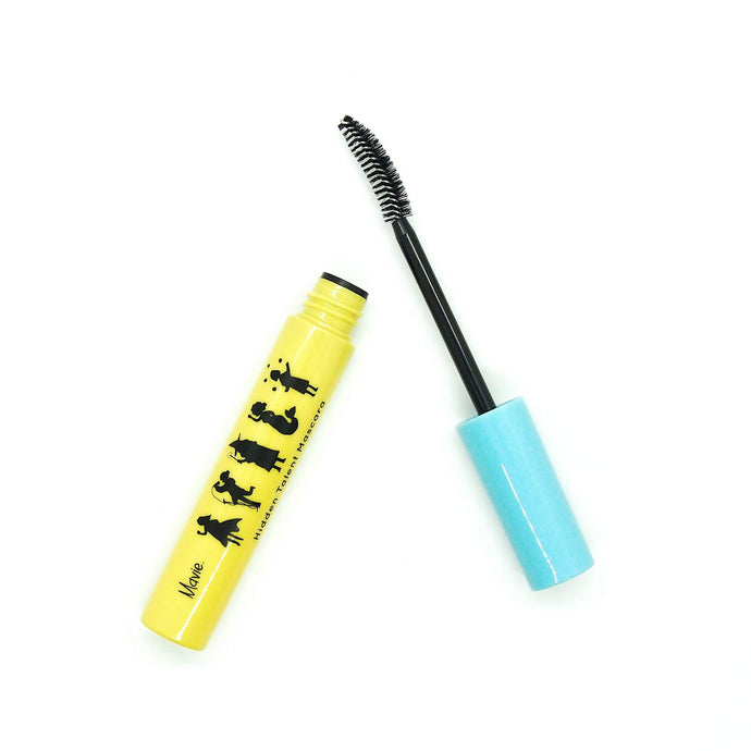 Mavie. Cosmetics, Hidden Talent Mascara, Waterproof, Defining, Lengthening, Natural-Looking, Curling, No Smears, No Smudges, No Flakes