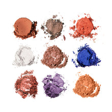 Load image into Gallery viewer, Mavie. Cosmetics, Take Me To... Istanbul Eyeshadow Palette, Shimmer & Matte Finishes.