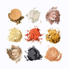 Load image into Gallery viewer, Mavie. Cosmetics, Take Me To... Los Angeles Eyeshadow Palette, Shimmer & Matte Finishes.