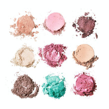 Load image into Gallery viewer, Mavie. Cosmetics, Take Me To... Paris Eyeshadow Palette, Shimmer & Matte Finishes.