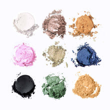 Load image into Gallery viewer, Mavie. Cosmetics, Take Me To... Stockholm Eyeshadow Palette, Shimmer & Matte Finishes.