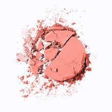 Load image into Gallery viewer, Mavie. Cosmetics, The Motto Blush, Let Your Light Shine, Oranges and Corals Shade, Matte Finish.