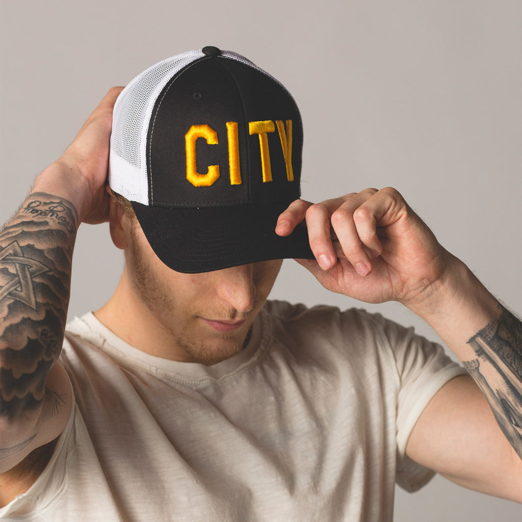 CITY Trucker Hat