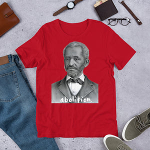 "Lewis Hayden ""abolition."" Short-Sleeve Unisex T-Shirt by the 1854 Cycling Company"