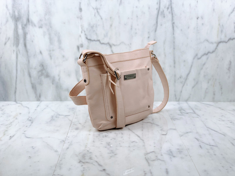 Pink Bloom Crossbody