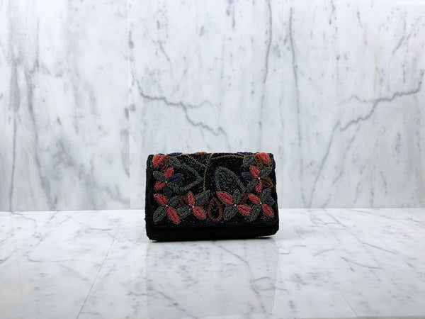 Japanese beaded clutch