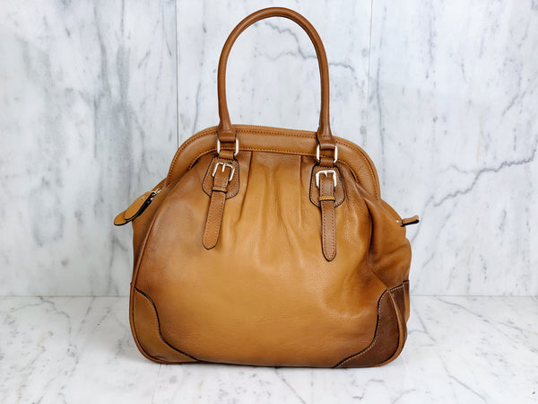 Toasted Caramel Tote