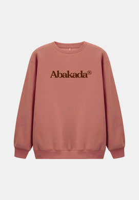 Abakada® Cloud Crewneck (Terracotta)