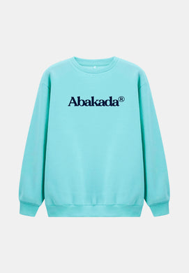 Abakada® Cloud Crewneck (Baby Blue)