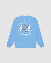 Load image into Gallery viewer, Abakada® Passion Crewneck (Baby Blue)