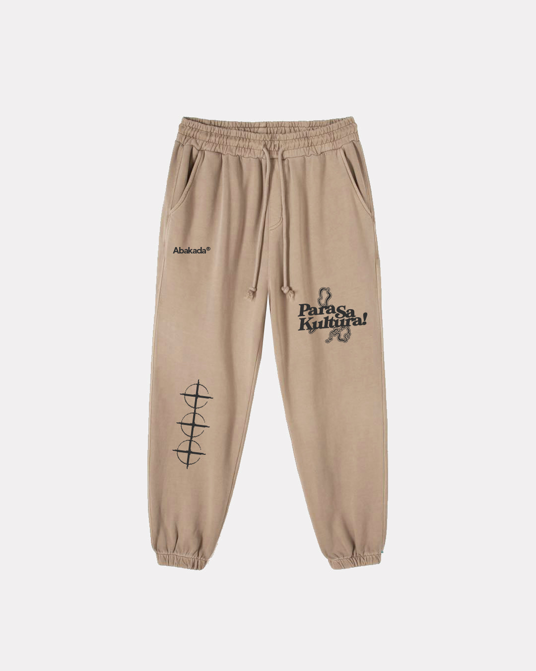 Abakada® Earth Sweatpants (Sandstone)
