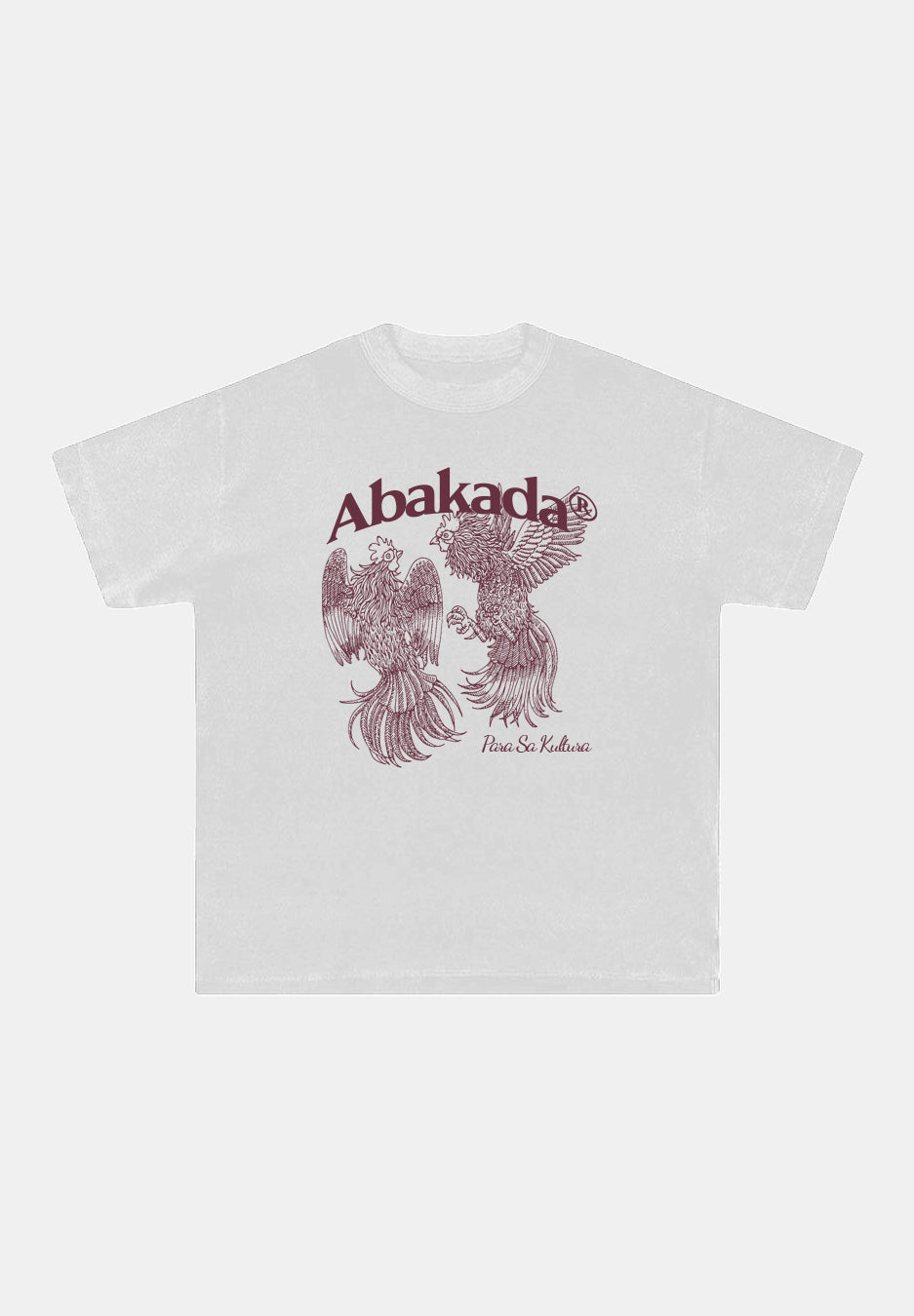 Abakada® Forest Tee (Ash Grey)