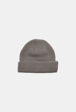 Load image into Gallery viewer, Abakada® Heavy Knit Beanie (Grey Marle)