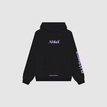 Load image into Gallery viewer, Abakada® Ube Hoodie (Black)