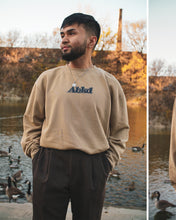 Load image into Gallery viewer, Abakada® Earth Crewneck (Sandstone)