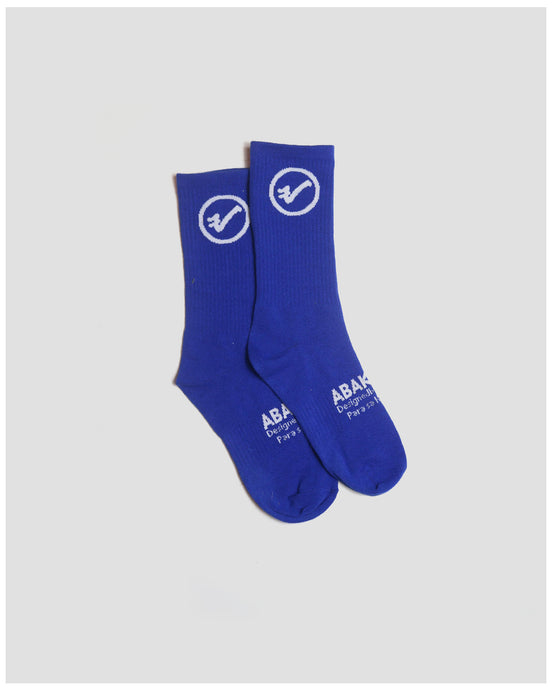 Abakada® Athletic Socks (Navy)