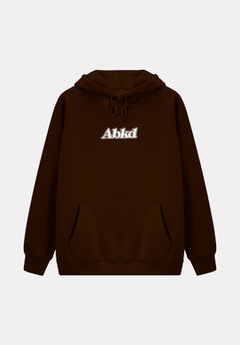 Abakada® Earth Hoodie (Brown)